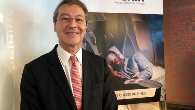 Pascal de Izaguirre, PDG de Corsair