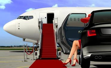 Red carpet travel is more popular than ever.