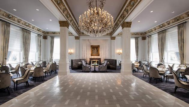 Le Pavillon Hotel Restaurant