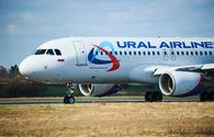 ural, airlines, travel