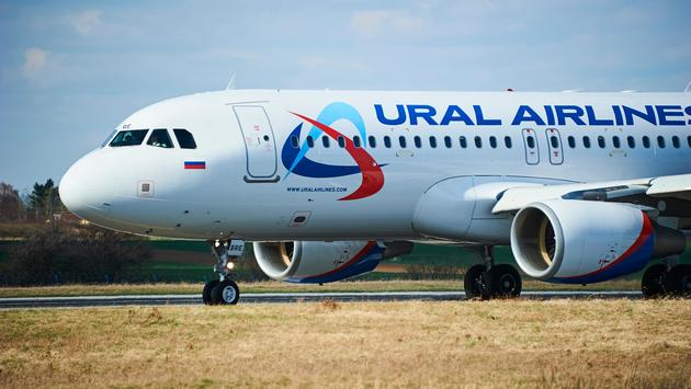ural, airlines, travel