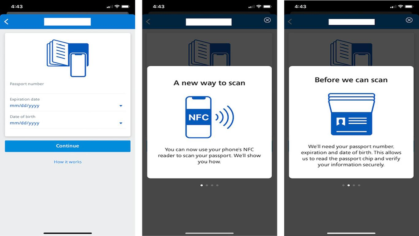 American Airlines App Lets International Travelers Scan Passport for Check-In