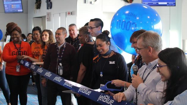 JetBlue announces Destination Good