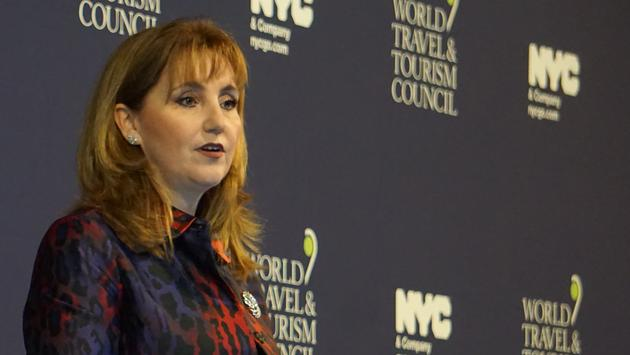 Gloria Guevara WTTC president and CEO