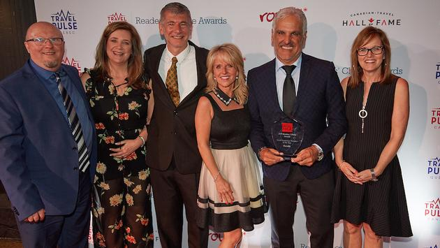 Manulife, Travel Insurance Provider of the Year, RCA's