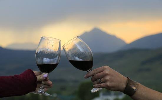Cheers to the Crested Butte Wine and Food Festival