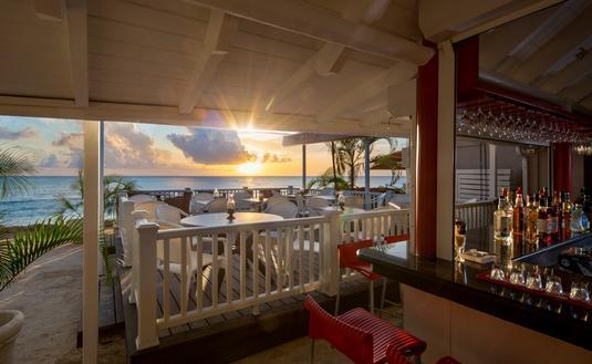Beach Bar at The Club Barbados