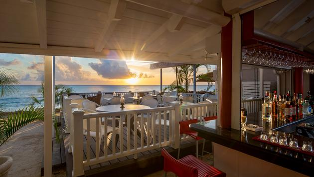 Beach Bar at The Club Barbados