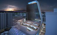 Circa Resort & Casino in Downtown Las Vegas, Nevada.