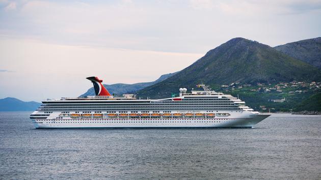 Carnival, Cruise, Line