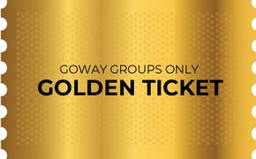 Goway Travel Golden Ticket