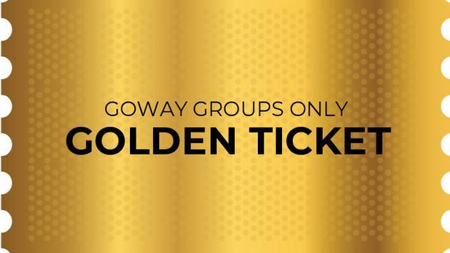 Goway Travel Golden Ticket