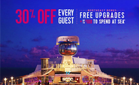 Every Guest Sails For 30% Off