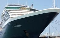 Holland America Line's MS Oosterdam