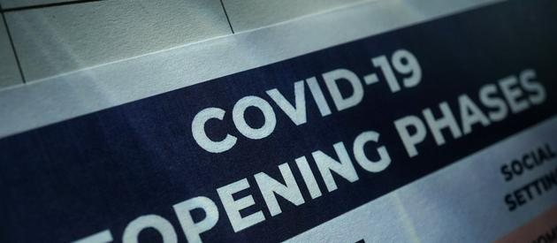 Reopening from COVID-19
