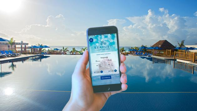 Seadust Cancun Family Resort launches new app