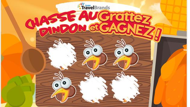 « Grattez et gagnez » avec le nouveau jeu de Voyages TravelBrands
