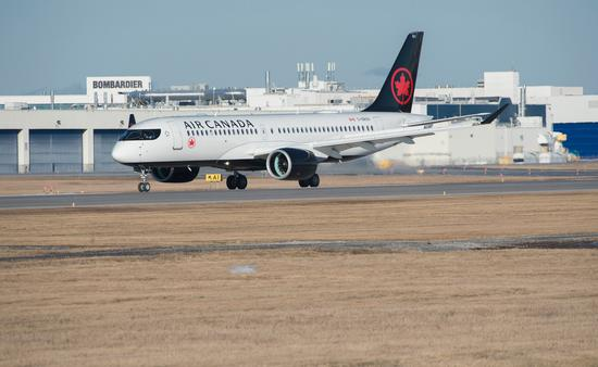 A220-300 d'Air Canada