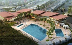 Rendering of Costa Vista RV Resort, Chula Vista, California.