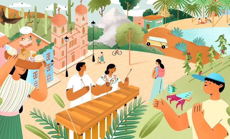 La plataforma Airbnb conformó una alianza con la Asociación Nacional de Pueblos Mágicos.