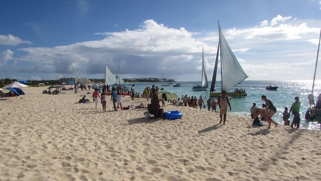 Mead's Bay Beach Anguilla