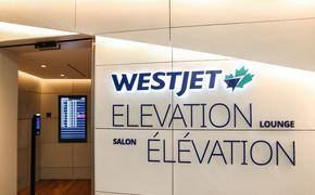 WestJet Elevation Lounge