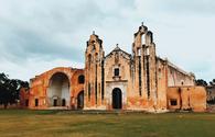 Mani, Yucatan, Convent of San Miguel Arcangel, convent