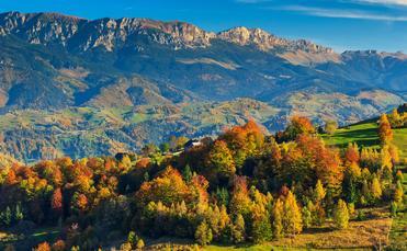 Magura Village, Transylvania, Romania