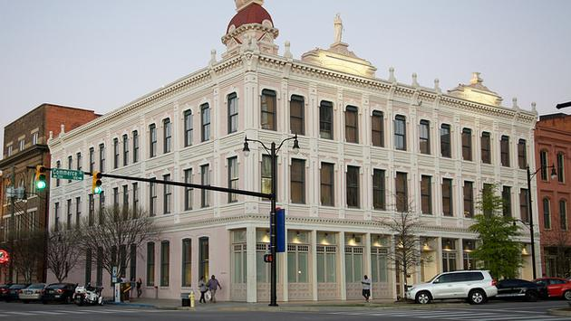 The Steiner & Lobman building Montgomery, Alabama
