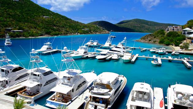 Marina, British Virgin Islands
