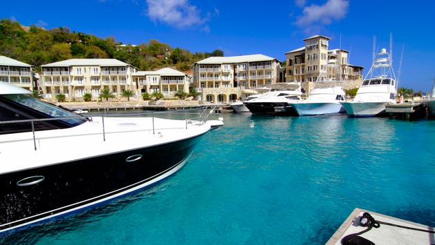 Marina Village, British Virgin Islands