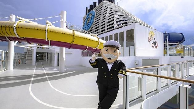 Dream Cruises, Monopoly, board game