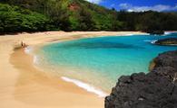 Lumahai Beach, Kauai, Hawaii