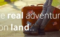 The Real Adventure Is on Land, Book Miami or London Now!