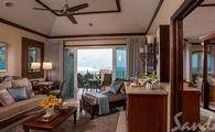 Get 1 Night Free: Mediterranean Oceanview Penthouse One Bedroom Butler Suite
