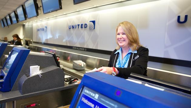 United Customer Service Agent at Houston Bush Intercontinental Airport
