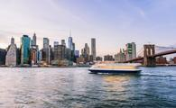boat, new york city, nyc, brooklyn bridge, cruises in NYC