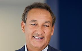 Oscar Munoz, United Airlines president and CEO