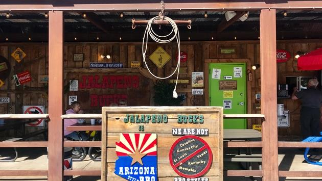 Arizona Style Barbecue