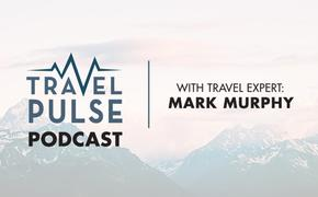 TravelPulse Podcast logo