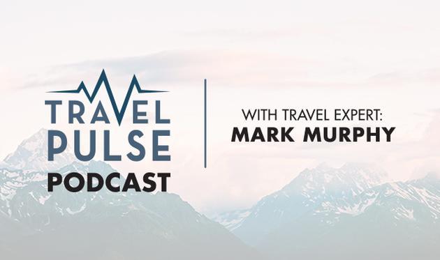 TravelPulse Podcast logo