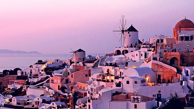 Grèce, Tours Chanteclerc