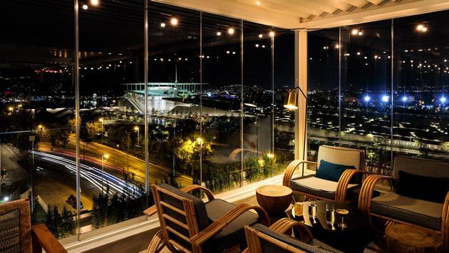 E&O Athens, Athens Marriott Hotel