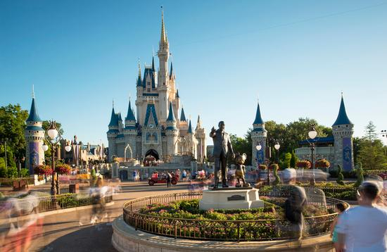 Magic Kingdom, Walt Disney World Resort
