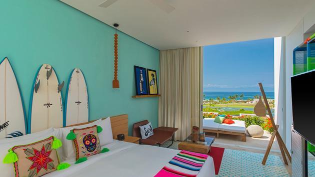 Wonderful Ocean Escape room, W Punta de Mita