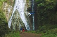 Film set from Jurassic Park is only accessible on helicopter tours