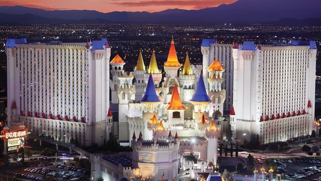 FOTO: El Hotel y casino Excalibur en Las Vegas. (Foto cortesía de MGM Resorts International)