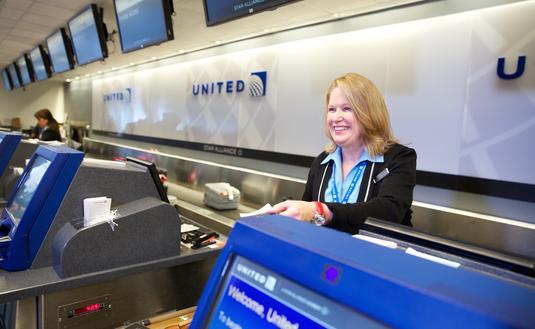United Customer Service Agent at Houston Bush Intercontinental Airport