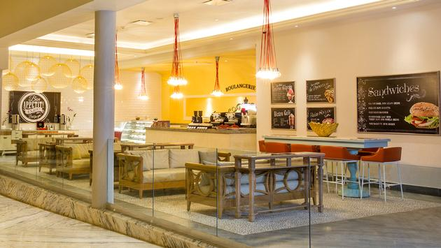 Boulangerie, Moon Palace Jamaica