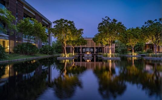 Nizuc, el hotel más lujoso y reputado de Cancún. (Foto de Nizuc)